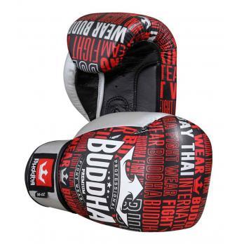 Guantes de boxeo Buddha Top Premium Piel