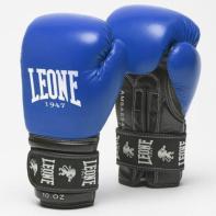 Guantes de boxeo Leone Ambassador azul
