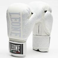 Guantes de boxeo Leone Maori blanco