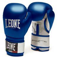 Guantes de boxeo Leone Smart azul