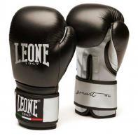 Guantes de boxeo Leone Smart negro