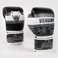 Guantes de boxeo Niños Venum Bandit negro / gris
