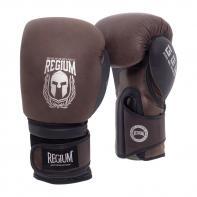 Guantes de boxeo Regium Vintage marrón