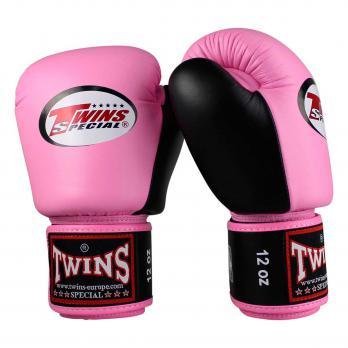 Guantes de boxeo Twins BGVL 3 Rosas
