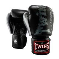 Guantes de boxeo Twins BGVL 8 negro