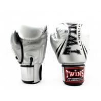 Guantes de boxeo Twins Special Fantasy 8 silver