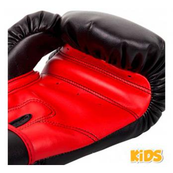 Guantes de boxeo Venum Contender Niños Negro/Rojo