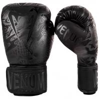 Guantes de boxeo Venum Dragon ´s Flight black/black