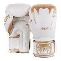 Guantes de boxeo Venum Giant 3.0 Blanco/Oro
