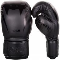 Guantes de boxeo Venum Giant 3.0 Nappa Leather Negro Matte