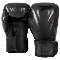 Guantes de boxeo Venum Impact negro mate
