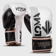 Guantes de boxeo Venum Loma Arrow Edition Negro/Blanco