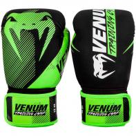 Guantes de boxeo Venum Training Camp 2.0 Negro/Neo Yellow