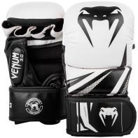 Guantillas de MMA  Venum Challenger 3.0 Sparring Blanco/Negro