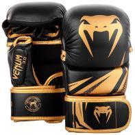 Guantillas de MMA  Venum Challenger 3.0 Sparring Negro/Oro