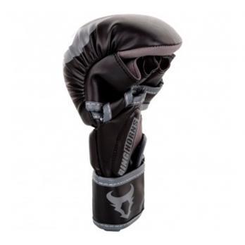 Guantillas de MMA Ringhorns Sparring Charger Negro By Venum