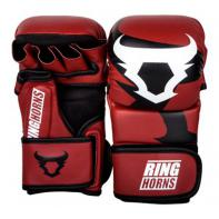 Guantillas de MMA Ringhorns Charger Sparring Rojo By Venum