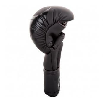Guantillas de MMA Ringhorns Sparring Charger Negro Matte  By Venum