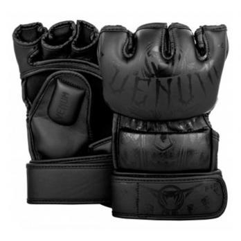 Guantillas de MMA Venum Gladiator 3.0 Negro Matte