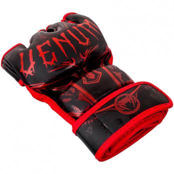 Guantillas de MMA Venum Gladiator 3.0 Negro/Rojo