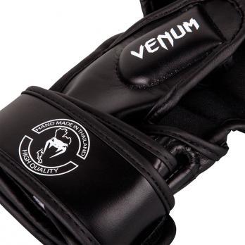 Guantillas de MMA Venum Impact Sparring Negro/Blanco