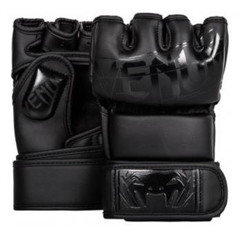 Guantillas de MMA Venum Undisputed 2.0  Negro Matte