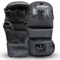 Guantillas MMA Buddha Competición Amateur piel negro