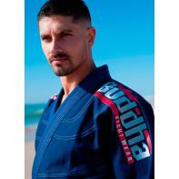 Kimono BJJ Buddha DeLuxe Navy