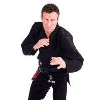 Kimono BJJ Tatami Essential negro