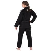 Kimono BJJ Tatami Nova Absolute Mujer negro + cinturón blanco