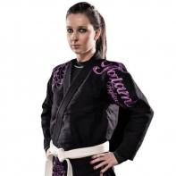 Kimono BJJ Tatami Phoenix negro