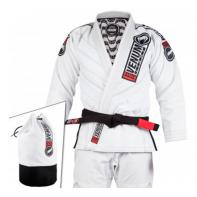 Kimono BJJ Venum GI Elite Light  2.0 Blanco