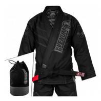 Kimono BJJ Venum GI Elite Light 2.0 Negro Matte
