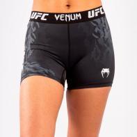 Malla corta Venum UFC mujer Authentic Fight Week  negro