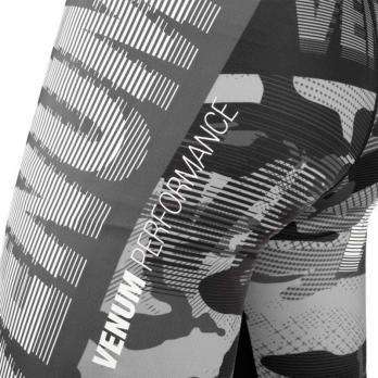 Mallas Venum Tactical negro / blanco