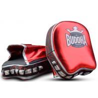 Manoplas de boxeo Buddha Curvadas Special red (par)