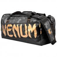 Mochila Venum Sparring negro/dorado