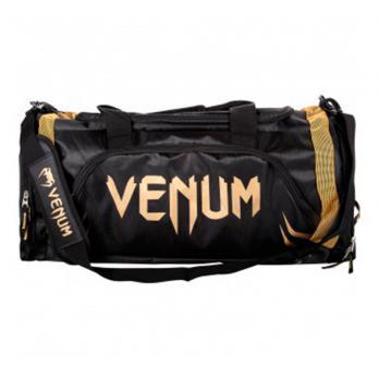 Mochila Venum Trainer Lite Negro/Oro