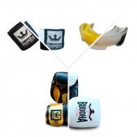 Pack de boxeo Buddha Basic