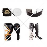 Pack de Muay Thai Venum Contender