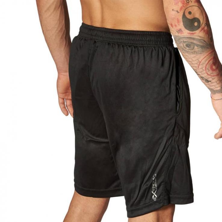 Pantalón Training Leone Logo negro