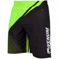 Pantalón Venum Training Camp 2.0 black neo yellow