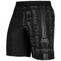 Pantalón Training Logos negro matte