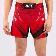 Pantalón Venum UFC MMA Pro Line rojo