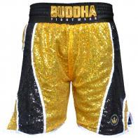 Pantalones de Boxeo Buddha Fanatik golden