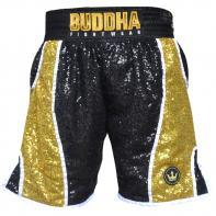 Pantalones de Boxeo Buddha Fanatik negro