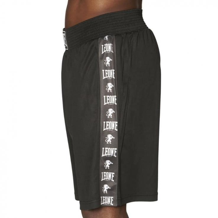 Pantalones de boxeo Leone Ambassador negro