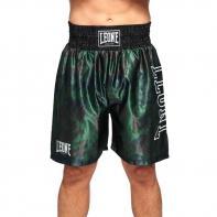 Pantalones de boxeo Leone Camouflage Verde Camo