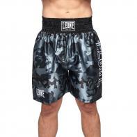 Pantalones de boxeo Leone Camouflage Grey Camo