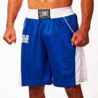 Pantalones de boxeo Leone Corner azul